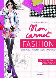 Couverture de l'ouvrage Mon carnet Fashion