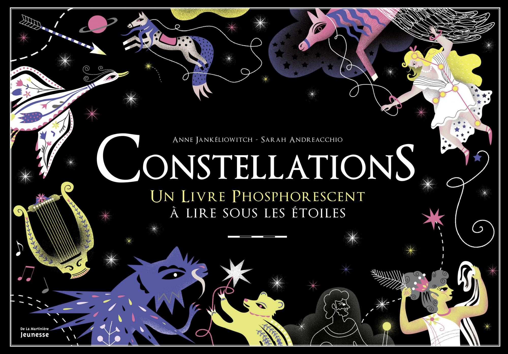 histoire des constellations