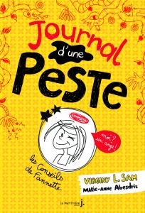 Couverture de l'ouvrage Journal d'une peste
