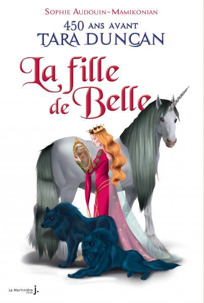Couverture de l'ouvrage La Fille de Belle