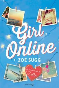 Couverture de l'ouvrage Girl Online