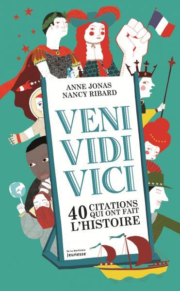 Couverture de l'ouvrage Veni, vidi, vici