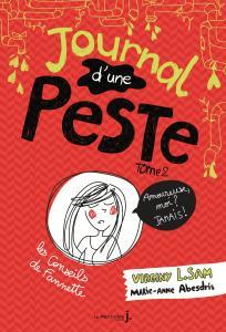 Couverture de l'ouvrage Journal d'une peste, tome 2