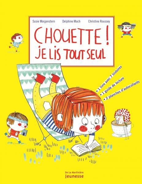 Couverture de l'ouvrage Chouette, je lis tout seul
