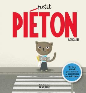 Couverture de l'ouvrage Petit Piéton
