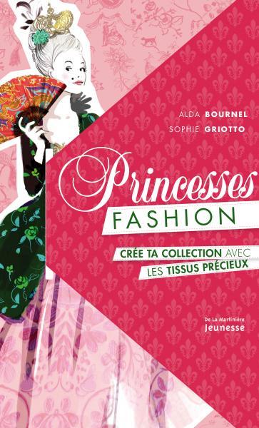 Couverture de l'ouvrage Princesses Fashion