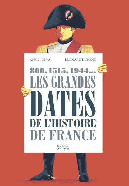 Couverture de l'ouvrage Les Grandes dates de l'histoire de France