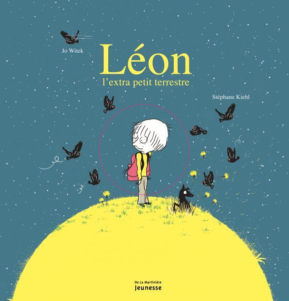 Couverture de l'ouvrage Léon