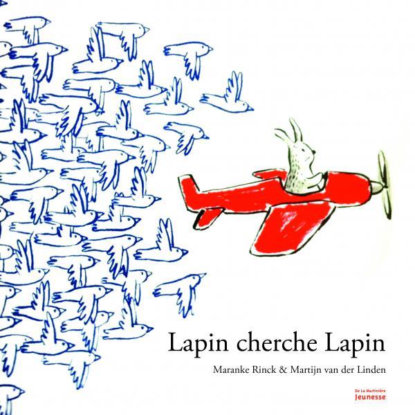 Couverture de l'ouvrage Lapin cherche Lapin
