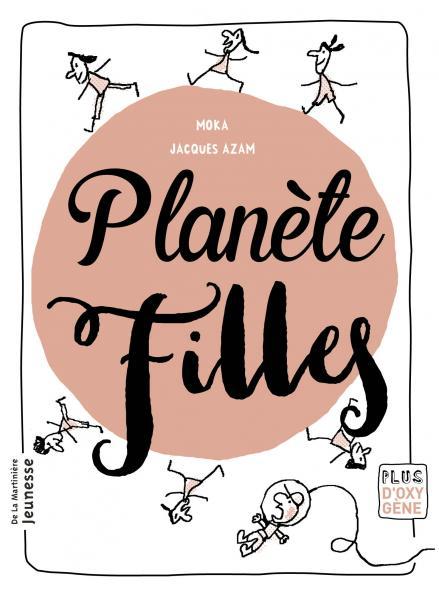 Couverture de l'ouvrage Planète filles