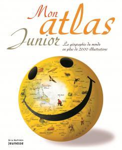 Couverture de l'ouvrage Mon atlas junior