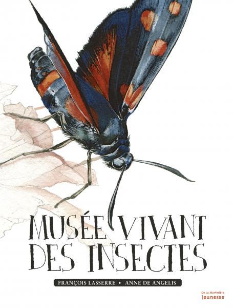 Couverture de l'ouvrage Musée vivant des insectes