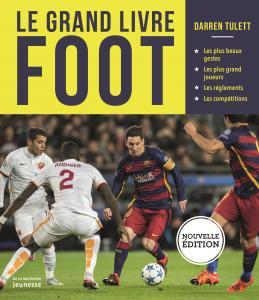 Couverture de l'ouvrage Le Grand livre Foot