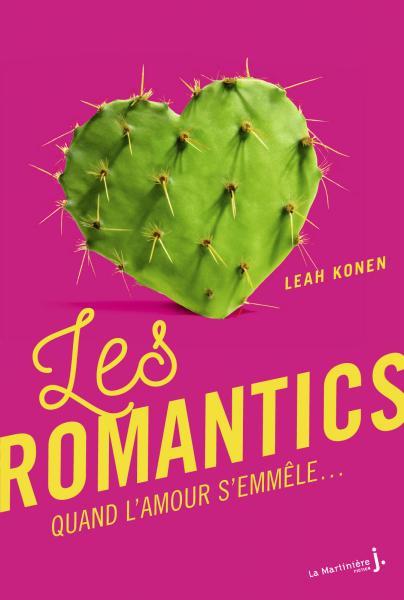 Couverture de l'ouvrage Les Romantics