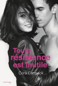 Couverture de l'ouvrage Toute résistance est inutile