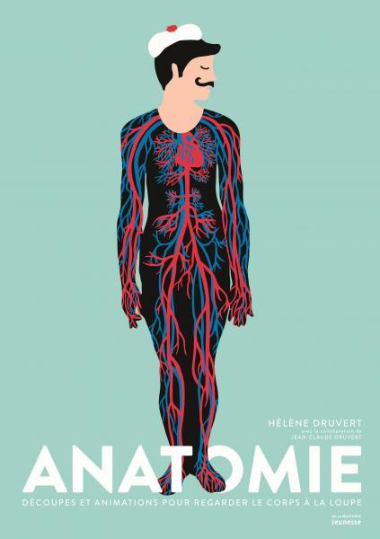 Couverture de l'ouvrage Anatomie
