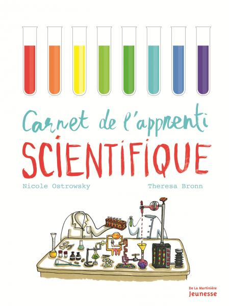 Couverture de l'ouvrage Carnet de l'apprenti scientifique