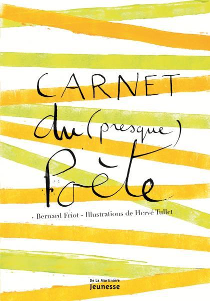Couverture de l'ouvrage Carnet du presque poète