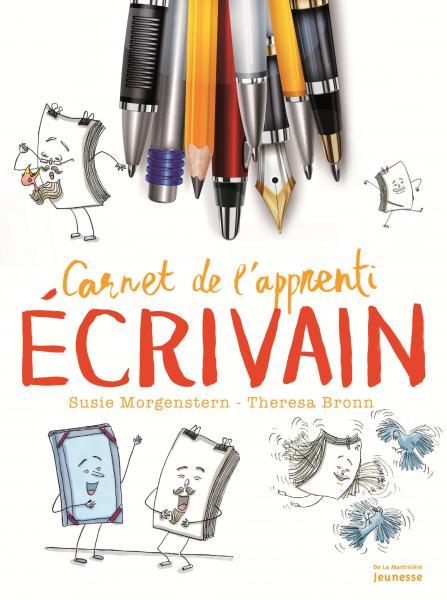 Couverture de l'ouvrage Carnet de l'apprenti écrivain