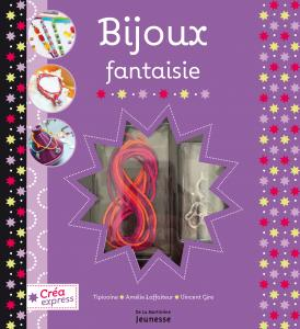 Couverture de l'ouvrage Bijoux fantaisie