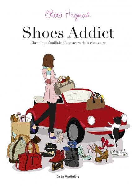 Couverture de l'ouvrage Shoes Addict