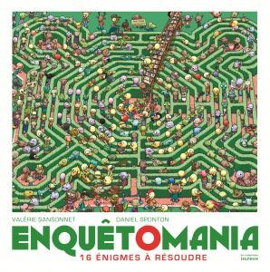 Couverture de l'ouvrage Enquêtomania