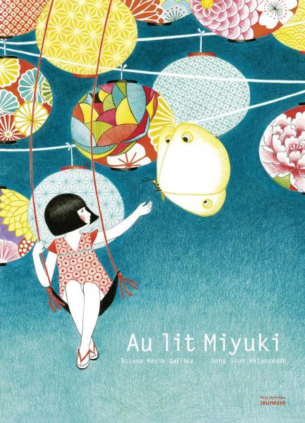 Couverture de l'ouvrage Au lit Miyuki