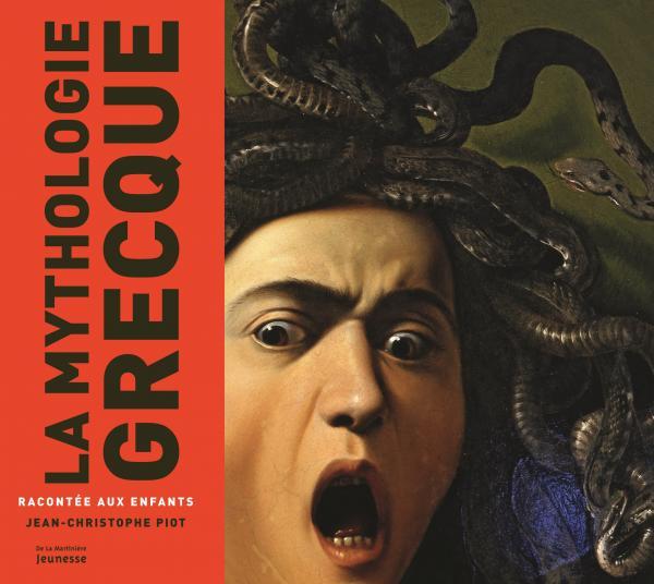 Couverture de l'ouvrage La Mythologie grecque racontée aux enfants