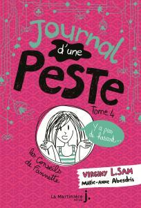 Couverture de l'ouvrage Journal d'une peste, tome 4