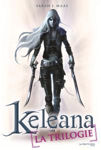 Couverture de l'ouvrage La Trilogie, Keleana