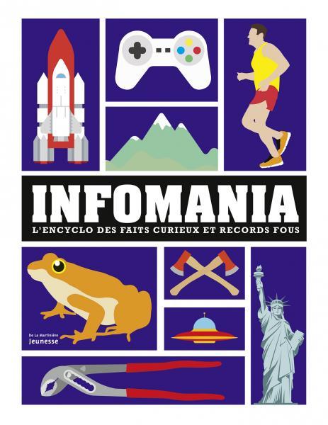 Couverture de l'ouvrage Infomania