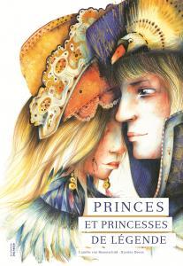 Couverture de l'ouvrage Princes et princesses de légende