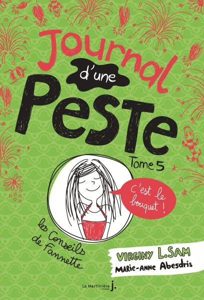 Couverture de l'ouvrage Journal d'une peste, tome 5