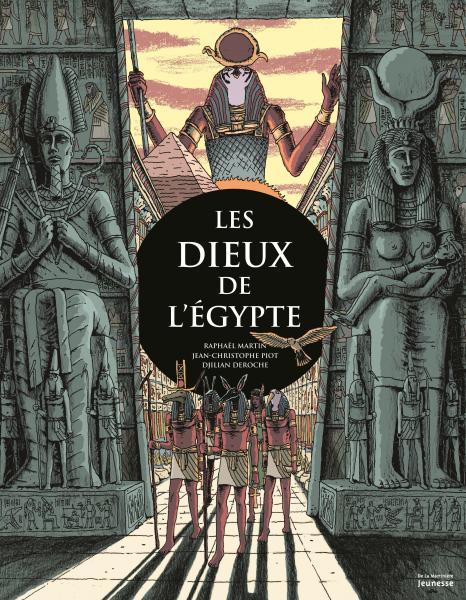 Couverture de l'ouvrage Les Dieux de l'Egypte