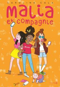 Couverture de l'ouvrage Malia et Compagnie