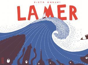 Couverture de l'ouvrage La Mer