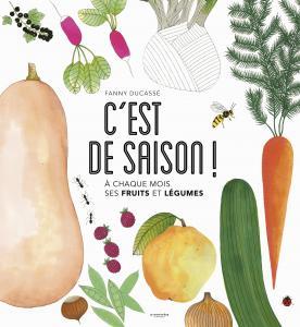 Couverture de l'ouvrage C'est de saison !