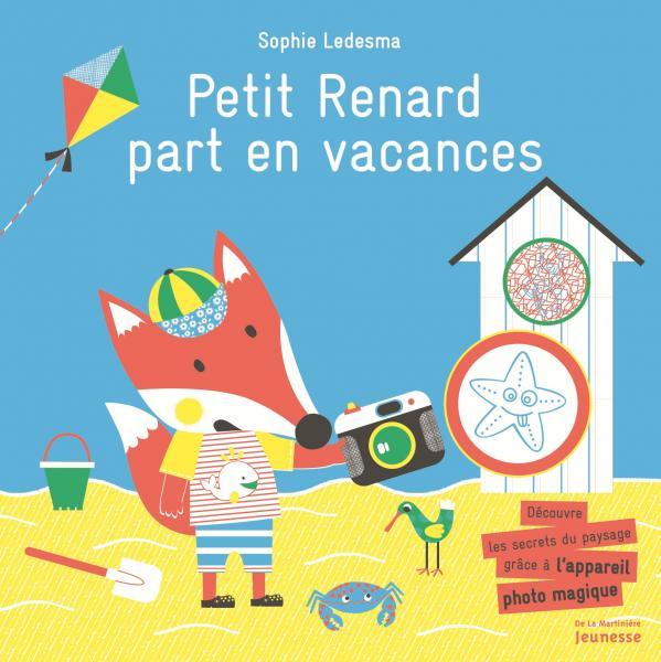 Couverture de l'ouvrage Petit renard part en vacances