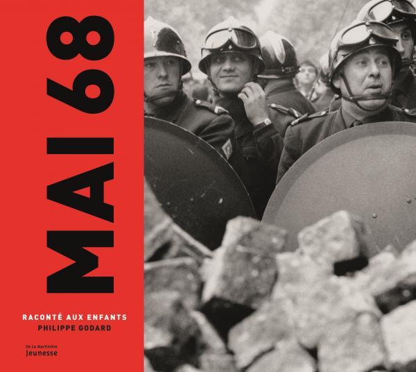 Couverture de l'ouvrage Mai 68, monde raconté