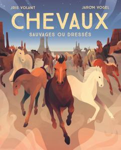 Couverture de l'ouvrage Chevaux