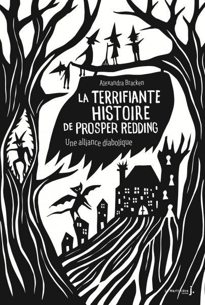 Couverture de l'ouvrage La Terrifiante Histoire de Prosper Redding