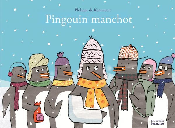 Couverture de l'ouvrage Pingouin manchot