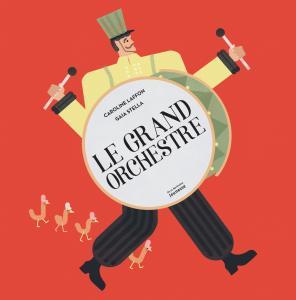 Couverture de l'ouvrage Le grand orchestre