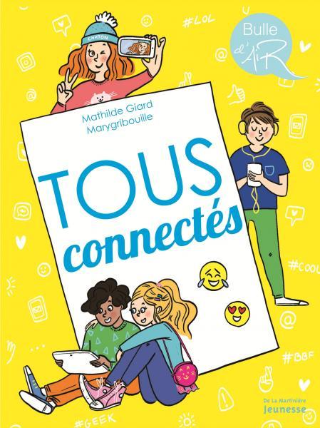 Couverture de l'ouvrage Tous connectés