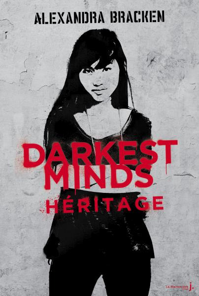Couverture de l'ouvrage Darkest Minds, tome 4