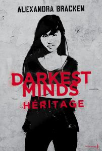 Couverture de l'ouvrage Darkest Minds, tome 4