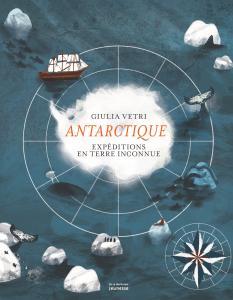 Couverture de l'ouvrage Antarctique