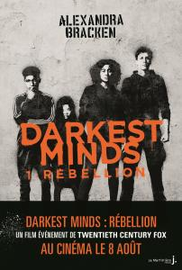 Couverture de l'ouvrage Rébellion, Darkest Minds, tome 1