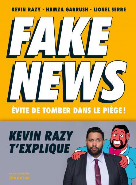 Couverture de l'ouvrage Fake news