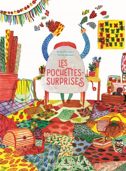 Couverture de l'ouvrage Les pochettes-surprises